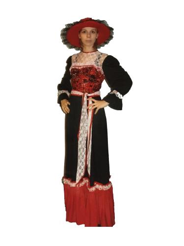 Robe d'époque «Elégance»