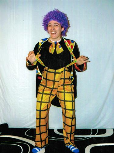 Clown Simple Jaune