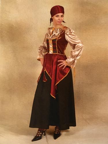 Corsaire Femme