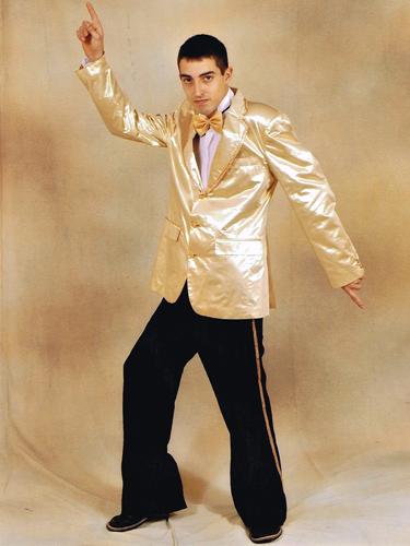 Costume Disco «Façon Cloclo»