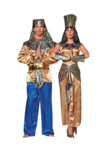 Couple Nefertiti
