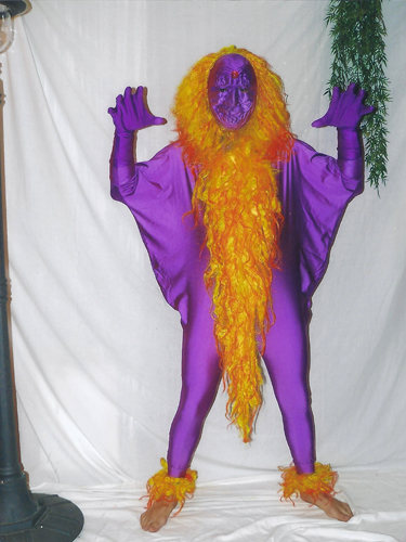 Extra-Terrestre Violet
