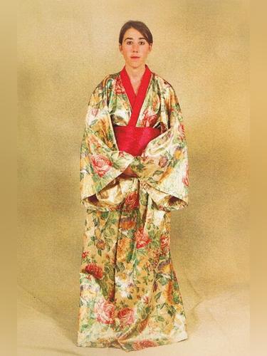 Geisha Fleurs