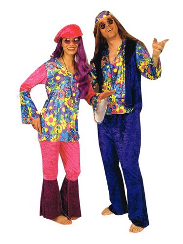 Hippie Casquette Hippie Flower