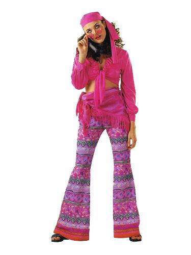 Hippie Cool Girl