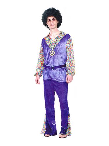 Hippie Peace Man