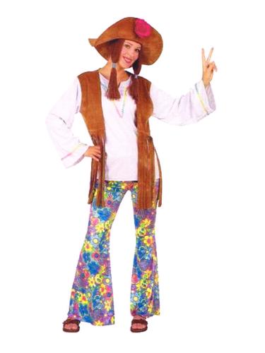 Hippie Woodstock