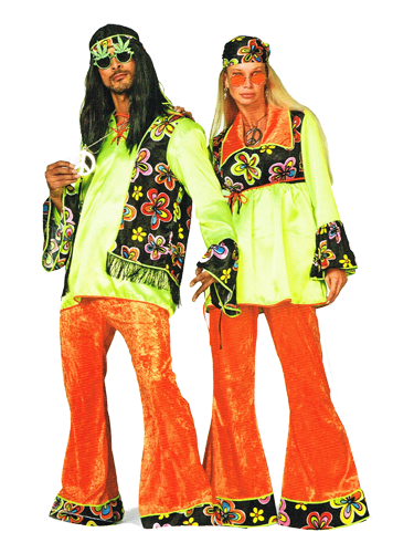 Hippies Orange 1