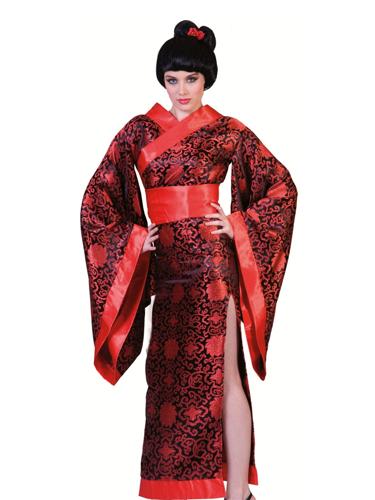 Japonaise Satin Rouge