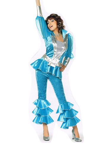 Mamma Mia Luxe Turquoise