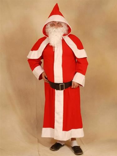 Manteau Père Noël