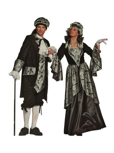 Marquis & Marquise Noir Argenté