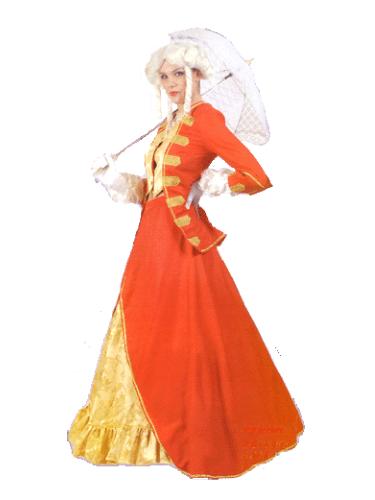 Marquise Rouge Doré