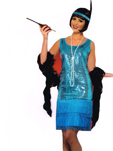Mistinguett Turquoise