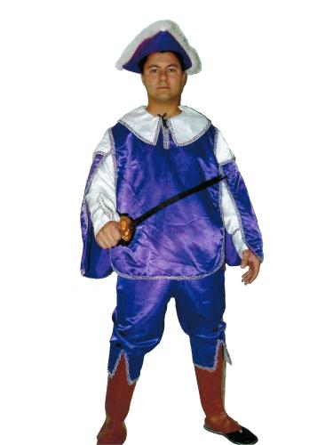 Mousquetaire Bleu