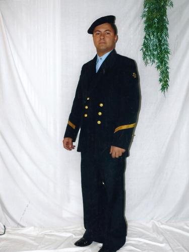 Officier de Marine
