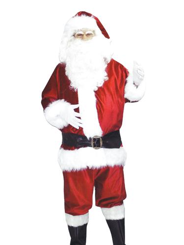 Père Noël Super Luxe