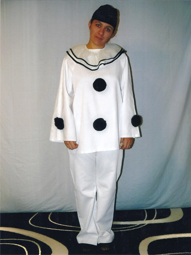 Pierrot Blanc