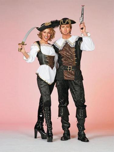 Pirates Noir Doré