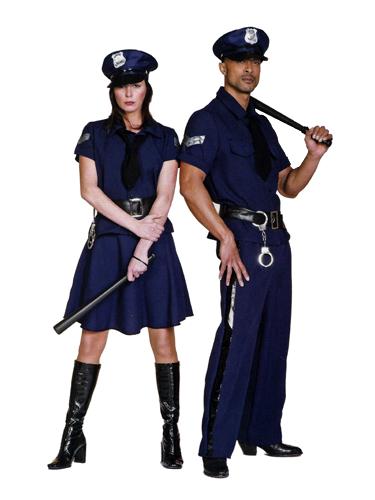 Policiers Américains
