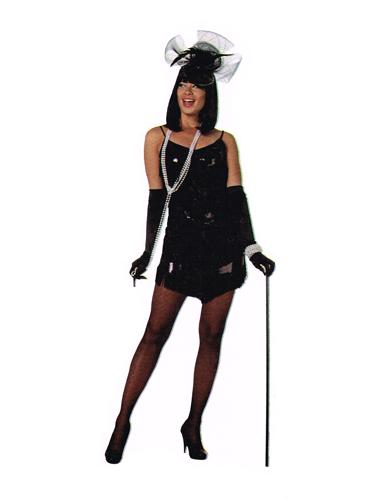 Robe Cabaret Noire