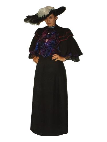 Robe d'époque Violette