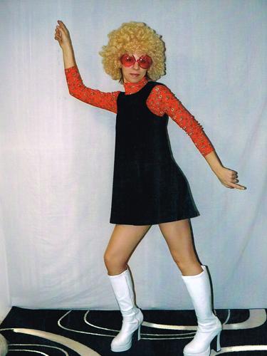 Robe «Seventies»