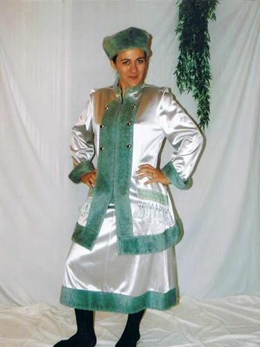 Russe Verte Extra Luxe