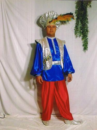 Sultan Argenté