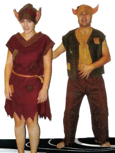 Troll Homme & Femme